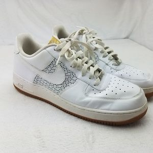 Nike Air Air Force 1 White Size 12 315122-992